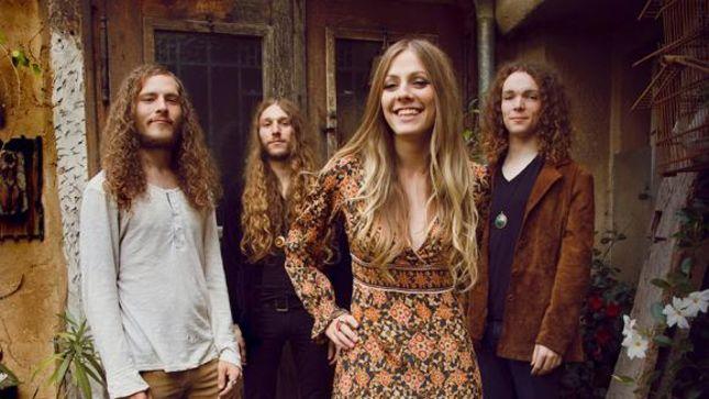 BLUES PILLS Set To Record Sophomore Album