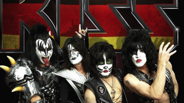 KISS 40 Compilation Limited Steelbook Edition Available Exclusively In Germany