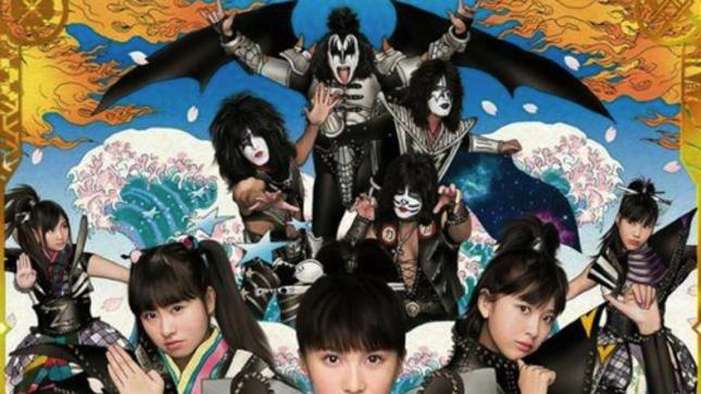KISS vs  MOMOIRO CLOVER Z Official Promo Poster Unveiled