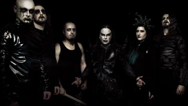 CRADLE OF FILTH Bassist Daniel Firth Hits The Studio; First Song Titles For New Album Revealed