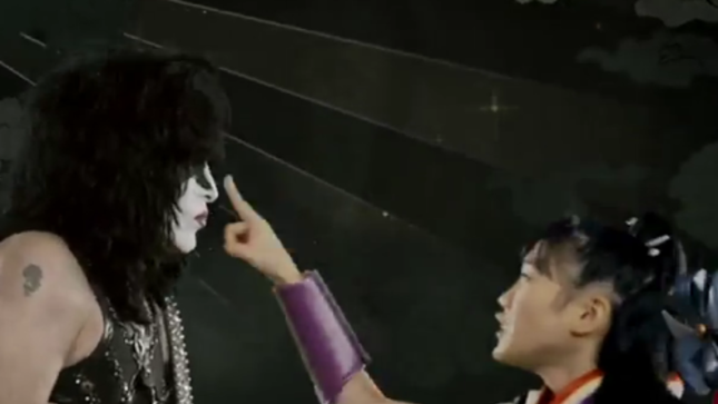 KISS vs  MOMOIRO CLOVER Z - Official Video For New Collaboration Single Released
