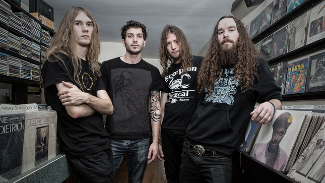 BLACK FAST Enters The Studio With Producer Erik Rutan; Debut Album Due In Summer 2015