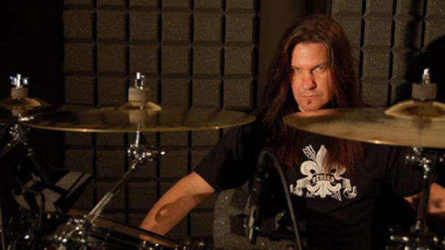 SHAWN DROVER Issues Update On New Band With CHRIS BRODERICK -