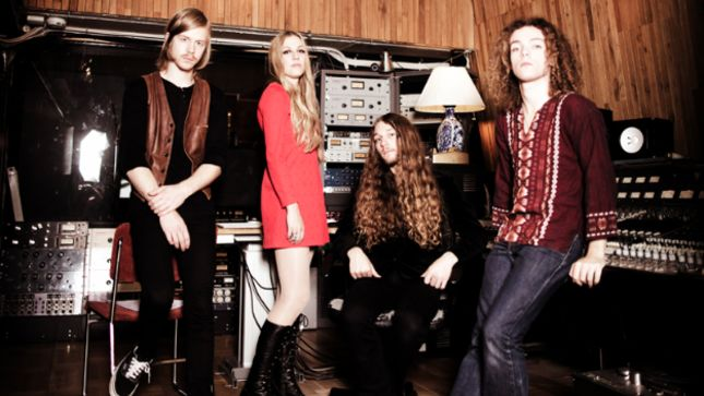 BLUES PILLS To Release Special, Limited Live Album