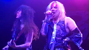 MARTY FRIEDMAN And TOMMY THAYER Perform With STEEL PANTHER At NAMMJam2015; Fan-Filmed Video Online