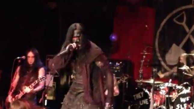 "WEDNESDAY 13 - Video Of ""Keep Watching The Skies"" Live In Atlanta"