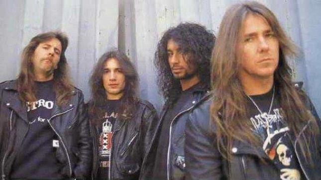 Demolition Hammer Vinyl Reissues Of Tortured Existence