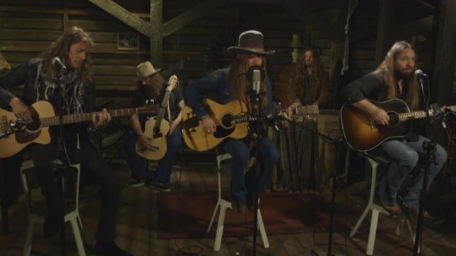 blackberry smoke release new track recorded live at google youtube hq in london video. Black Bedroom Furniture Sets. Home Design Ideas