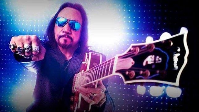 Long Out Of Print ACE FREHLEY Tribute Featuring DIMEBAG DARRELL, MARTY FRIEDMAN, SEBASTIAN BACH, SCOTT IAN To Be Reissued This Week