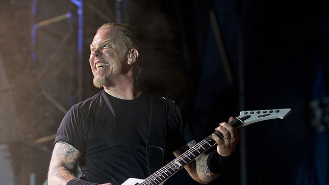 Could METALLICA Be Back In Canada For Another By Request Show?