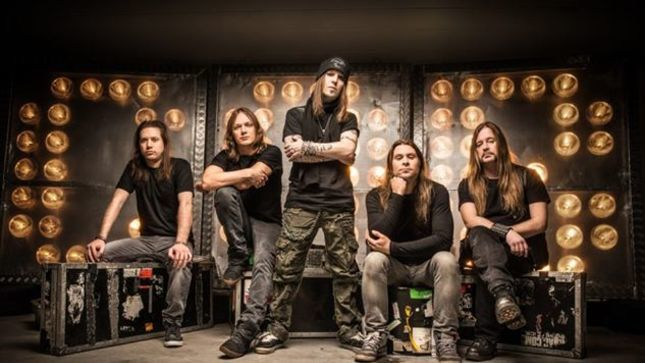 CHILDREN OF BODOM - Three Shows Announced For Russia; Fans To Vote For Setlist