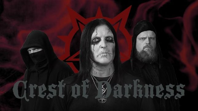 "CREST OF DARKNESS Release Lyric Video For Cover Of ALICE COOPER's ""Sick Things"""