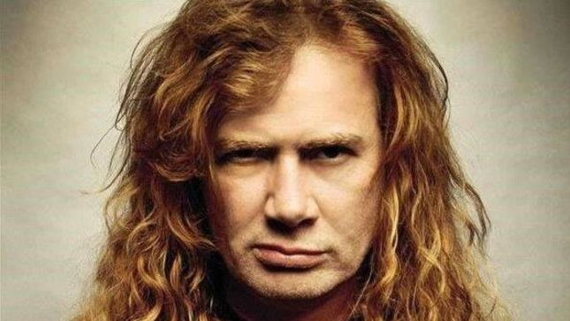 MEGADETH Frontman DAVE MUSTAINE On Becoming A Successful Artist -