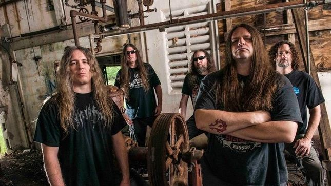 "CANNIBAL CORPSE Drummer Paul Mazurkiewicz Talks About How His Daughter Reacts To His Band – ""My Daughter Is Fully Aware Of What I Do, But She's Not Interested In It"""