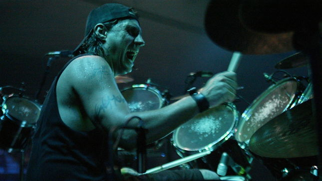 Brave History February 16th, 2018 - DAVE LOMBARDO, CHILDREN OF BODOM, DEF LEPPARD, DEATH, VINTERSORG, GOD FORBID, KEEP OF KALESSIN, And SACRED STEEL!