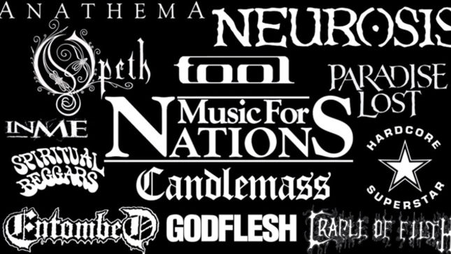 Music for nations label returns after 10 years anathema reissues due