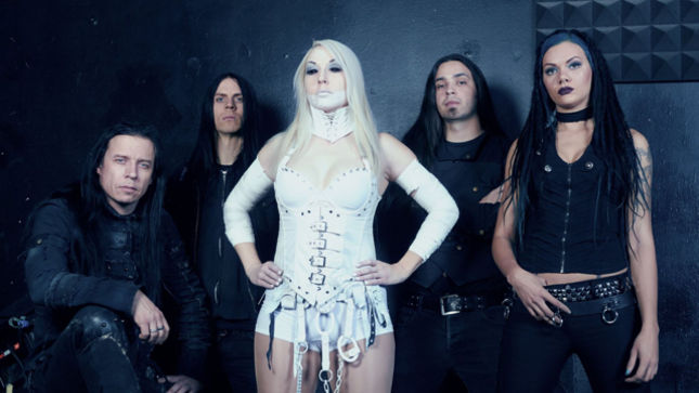 Former CRADLE OF FILTH Guitarist Paul Allender's WHITE EMPRESS Announce Touring Plans; Paul Guests On The Brutally Delicious (Video)