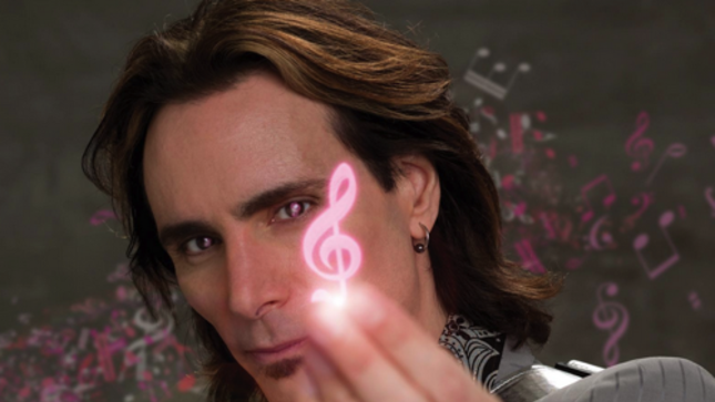 STEVE VAI - First Official Video Trailer For Stillness In Motion: Vai Live In LA Posted