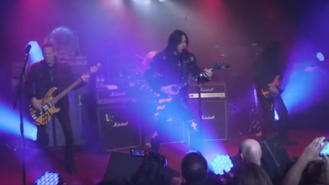 "STRYPER - Full Length Clip Of ""Legacy"" From Live At The Whisky DVD Posted By AXS TV"