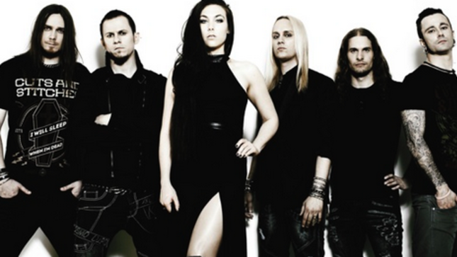 AMARANTHE Perform In Oslo Without Vocalist JAKE E.; Fan-Filmed Video Featuring SMASH INTO PIECES Singer As Temporary Replacement Posted