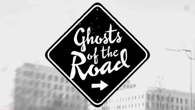 GHOST BRIGADE Featured On Tour Documentary Series Ghosts Of The Road