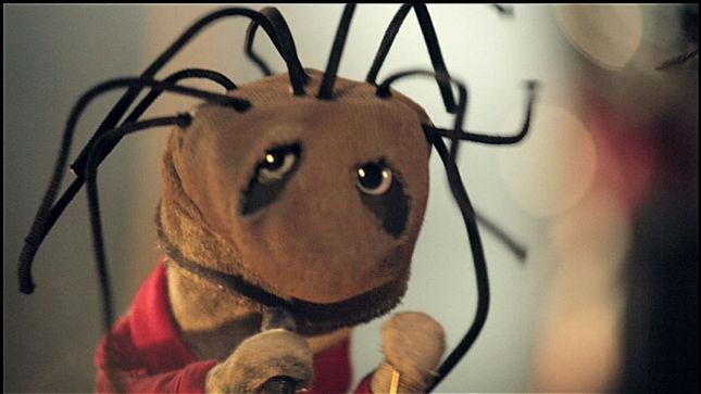 SLIPKNOT - Sock Puppet Parody Video Posted