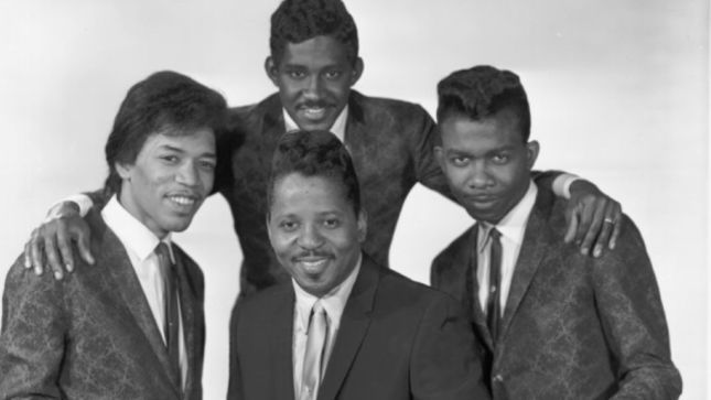 "CURTIS KNIGHT & THE SQUIRES Featuring JIMI HENDRIX – ""Station Break"" Streaming"