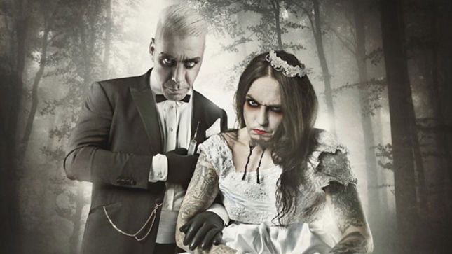 Lindemann Featuring Rammstein And Hypocrisy Frontmen To