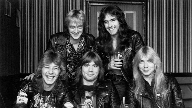 Brave History March 22nd, 2020 - IRON MAIDEN, AC/DC, ANGRA, THE YARDBIRDS, FOGHAT, PANTERA, ANTHRAX, WHITE ZOMBIE, ALCATRAZZ, STRAPPING YOUNG LAD, And More!