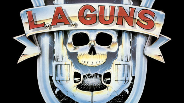 L.A. GUNS – Live In Toronto 1990 Released