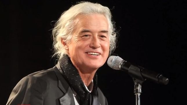"LED ZEPPELIN's Jimmy Page - ""My New Girlfriend Could Be My Granddaughter!"""