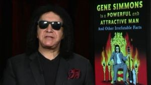 "GENE SIMMONS In New Video Interview - ""I'm The Pinata"""