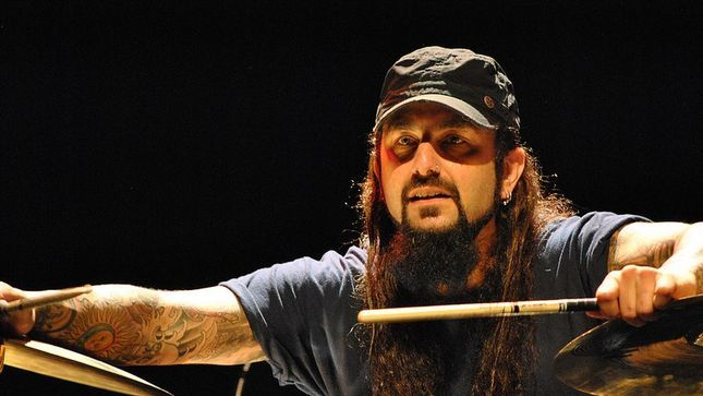 "MIKE PORTNOY Wins 30th Modern Drummer Readers Poll Award - ""I Am Beyond Grateful, Appreciative And Humbled"""