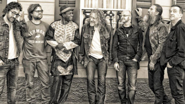 ROBERT PLANT And THE SENSATIONAL SPACE SHIFTERS – South America 2015 Tour Short Movie Streaming