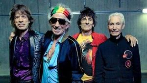 THE ROLLING STONES - North American Zip Code Tour Dates Revealed