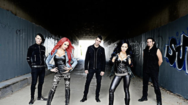 butcher babies complete work on new album prepare for in this moment north american tour. Black Bedroom Furniture Sets. Home Design Ideas