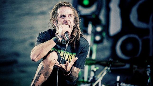 Lamb Of God Frontman Randy Blythe Talks Getting Sober Quot I