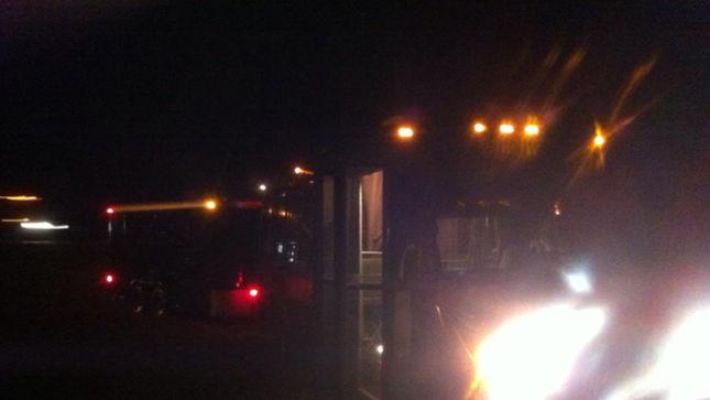 Soil tour bus flies off highway following iowa concert for Soil tour dates 2015