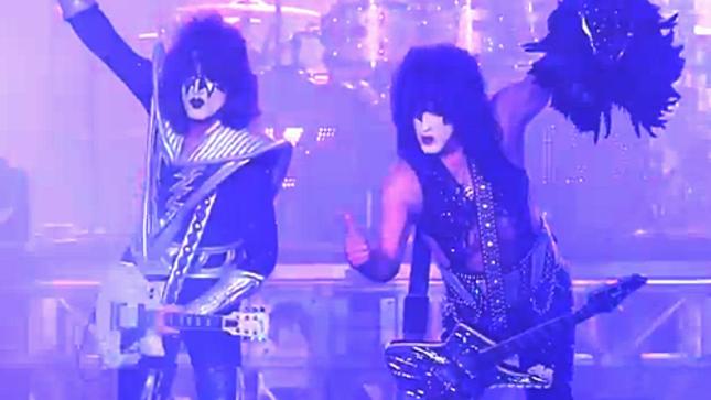 KISS - Pro-Shot Video From Santiago Show Online