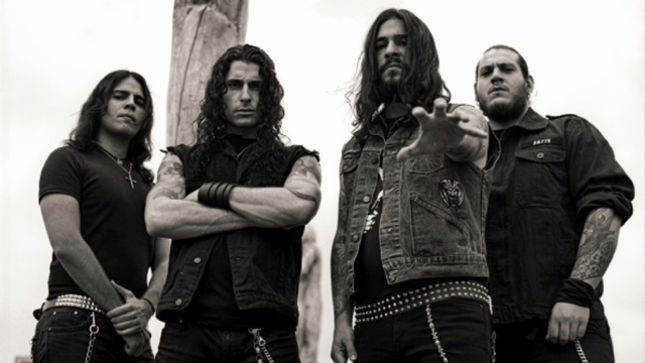 LUCIFER'S CHILD Featuring ROTTING CHRIST, NIGHTFALL Members Sign With Dark Essence Records; Track Streaming