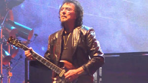 "TONY IOMMI - Footage From Musikmesse 2015 Signing Session Available - ""Amazed at How Many Of You Came"""
