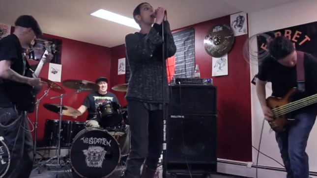 "THE BEGOTTEN Release ""Behind The Sun"" Music Video"