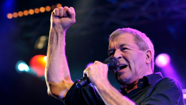 Brave History August 19th, 2017 - IAN GILLAN, CREAM, QUEEN, GRIM REAPER, EUROPE, NICK MASON, THE ACACIA STRAIN, THE HUMAN ABSTRACT, WATAIN, ACE FREHLEY, PALLBEARER, And More!