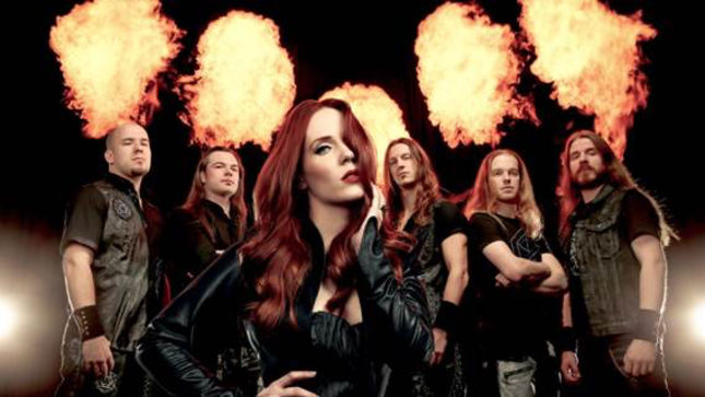 EPICA Cancel Toronto, Chicago And Minneapolis Shows On North American Tour; ELUVEITIE And THE AGONIST To Perform As Planned