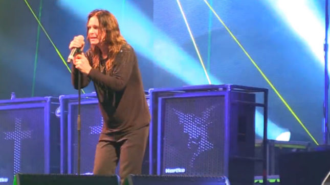 OZZY OSBOURNE, LED ZEPPELIN, QUEEN, PINK FLOYD, THE WHO Members Among Richest Midland Rock Stars