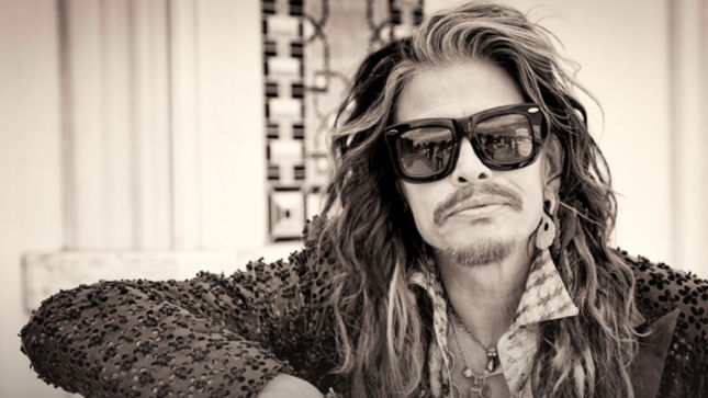 """STEVEN TYLER To Release """"Love Is Your Name"""" Single In May; To Premier Track On American Idol Season Finale"""