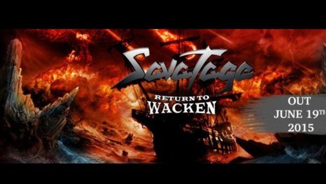 Savatage Vintage Wacken Compilation Due Out In June