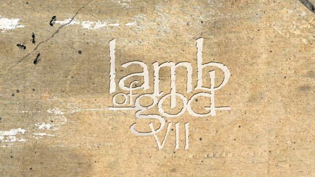 "LAMB OF GOD Tease Fans With New Album ""Coming Soon"" News"