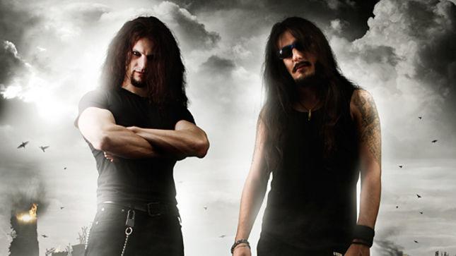 """DISARMONIA MUNDI Streaming New Track """"Stormghost"""""""