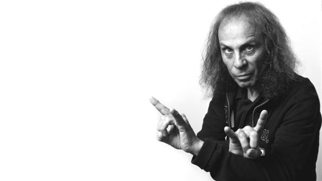 "DIO On RAINBOW – ""My Vision Of That Band Was What It Was Until I Left""; Classic 2002 Interview Streaming"